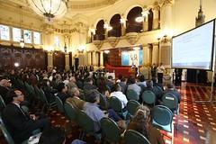 Presentación de objetivos de la Política Nacional de Desarrollo Científico y Tecnológico 2015-2032, a través del lanzamiento oficial del Plan Estratégico Nacional de Desarrollo Científico y Tecnológico 2018-2025, y los Programas, Subprogramas y Líneas de