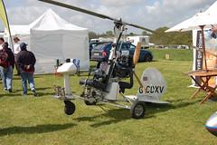 G-CDXV Campbell CricketMk.6A [PFA G16-1339] Popham 020509