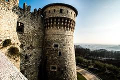 Castello di Brescia, Brescia, Italy