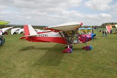 G-CZMI Best Off Skyranger [BMAA HB 307] Popham 020509