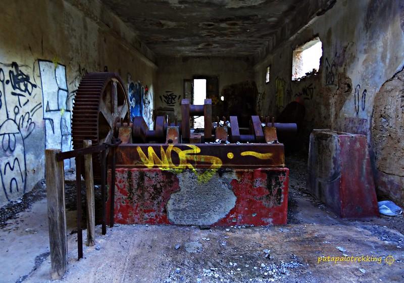 3a Maquinaria del pozo