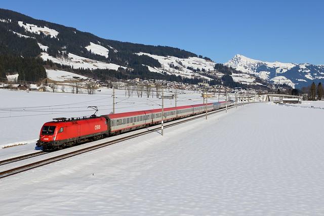 ÖBB 1116.078 Brixen im Thale (6214)