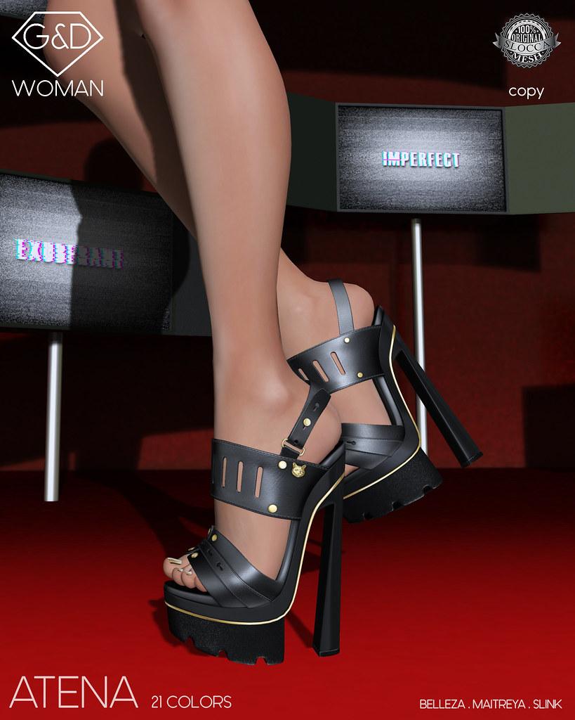 G&D Sandals Atena 01 adv - TeleportHub.com Live!