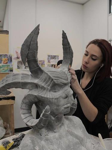 Oriana Cauli Make Up Artist - corso di trucco effetti speciali