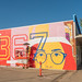 Another mural being created at Benalla