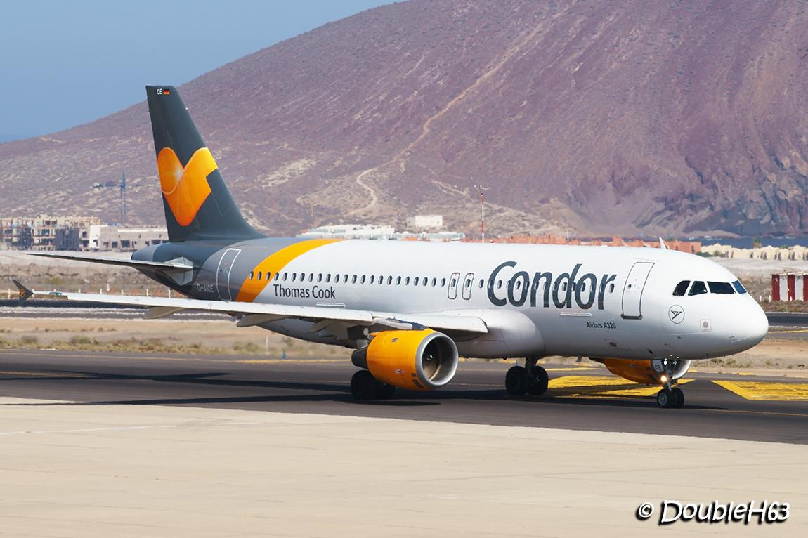 D-AICE Condor A320 TFS