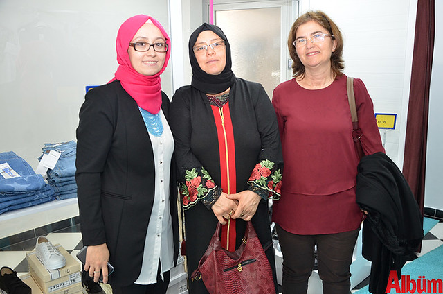 Canan Canik, Serpil Şen, Ayşe Özen