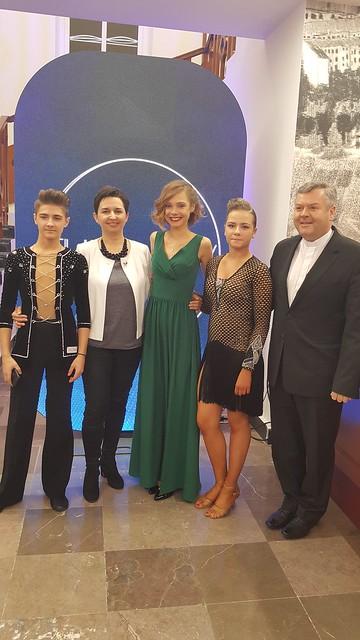 """Występ taneczny Pauliny Kamyk na Gali Finałowej THE SHOW 2018 """"Cooperation is the key"""