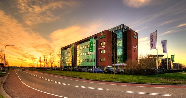 Univé Regio+ building, Heerhugowaard, The Netherlands.