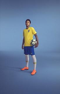 04522731179c7 CBF e Nike lançam coleção da Seleção Brasileira - Confederação ...