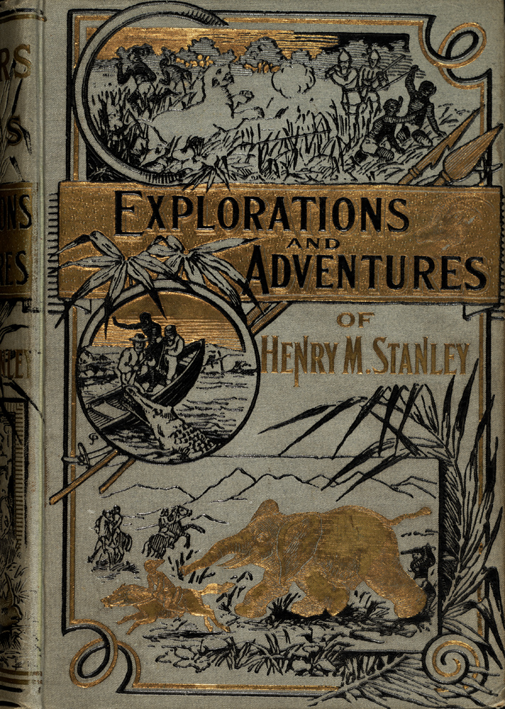 Wonders of the Tropics: Or, Explorations and Adventures in the Wilds of Africa by Henry M. Stanley, and Other World-Renowned Travelers (Henry Davenport Northrop, published by Creore & Nickerson, 1889)