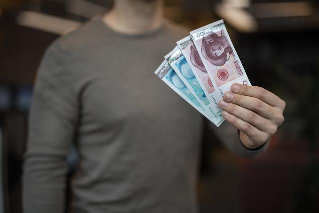 Gamle sedler blir ugyldige