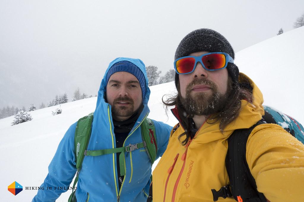 Snowy us