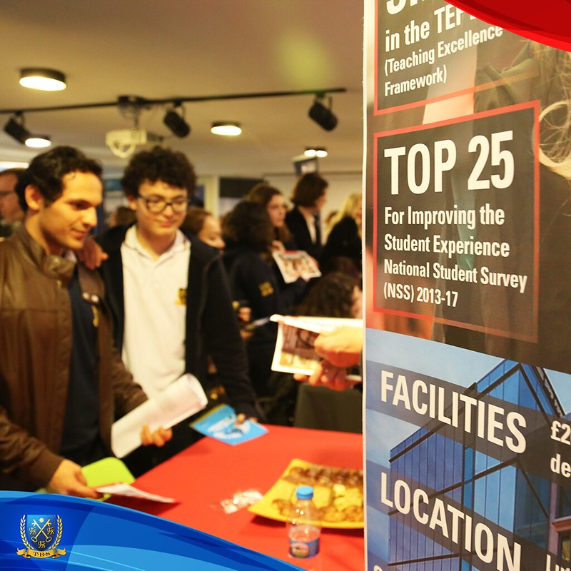 TBS once again hosted the UK's top universities!