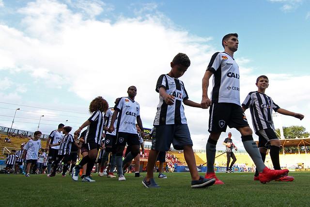 Volta Redonda 1 x 1 Botafogo