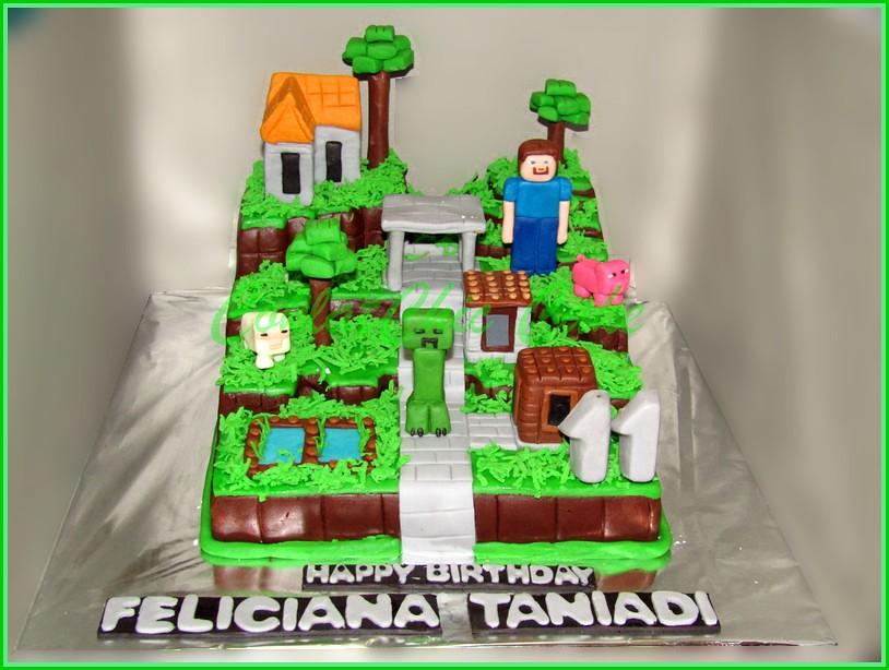 IMG_1367 Minecraft 18cm
