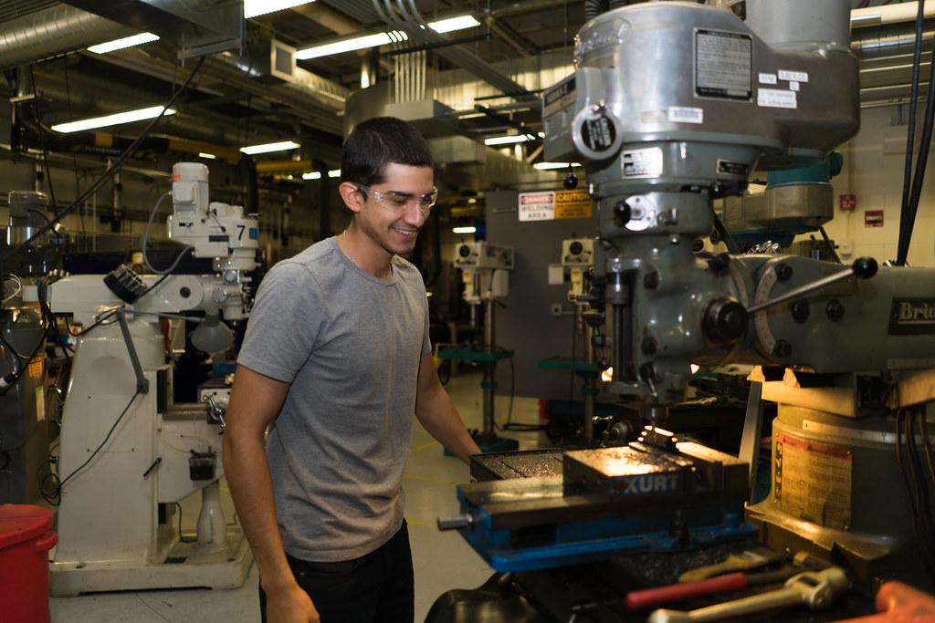 industrial maintenance mechanic - cohort 2 2016