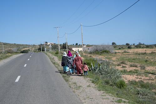 Del Puente INternacional a Cabo de Agua