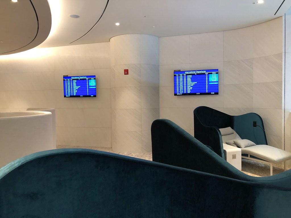 Korean Air First Class Lounge ICN 40