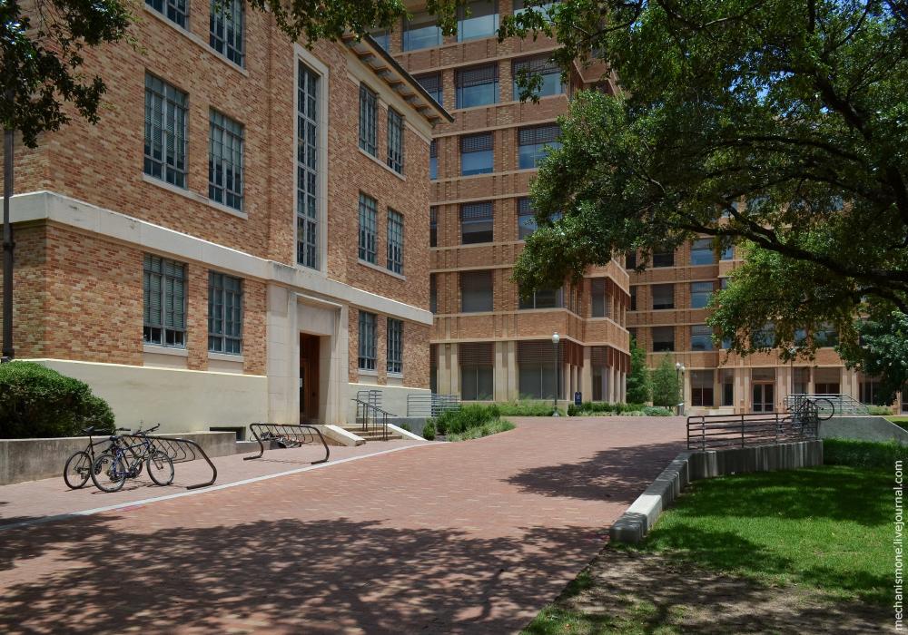Техасский университет 8