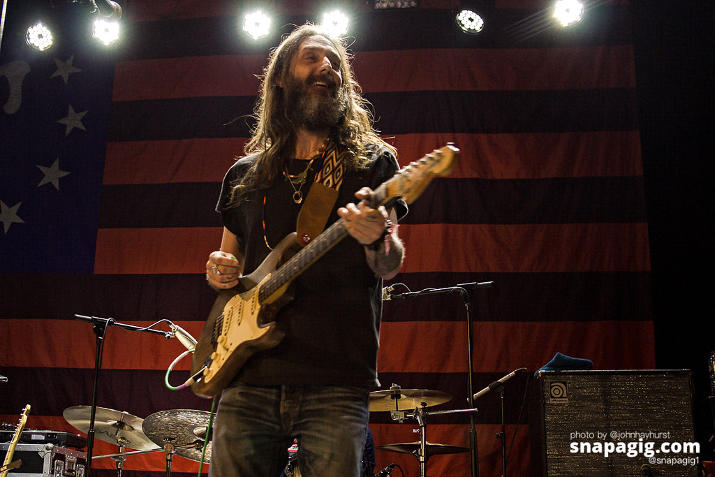 Gig Junkies Blog Archive Chris Robinson Brotherhood At Student