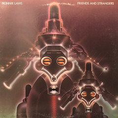 RONNIE LAWS:FRIENDS AND STRANGERS(JACKET A)
