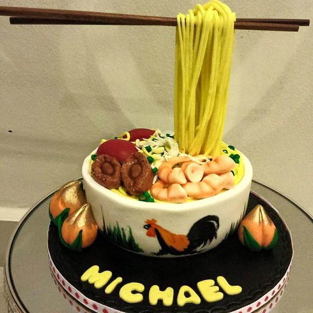 Cake by Fondant Garden
