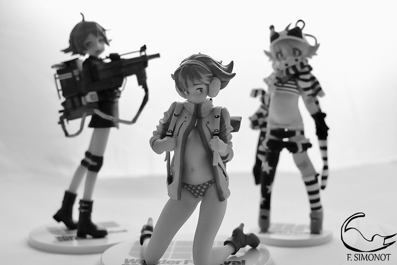 Figurine : Wonda-chan NEXT DOOR project (FILE:02) TAQRO Ver.