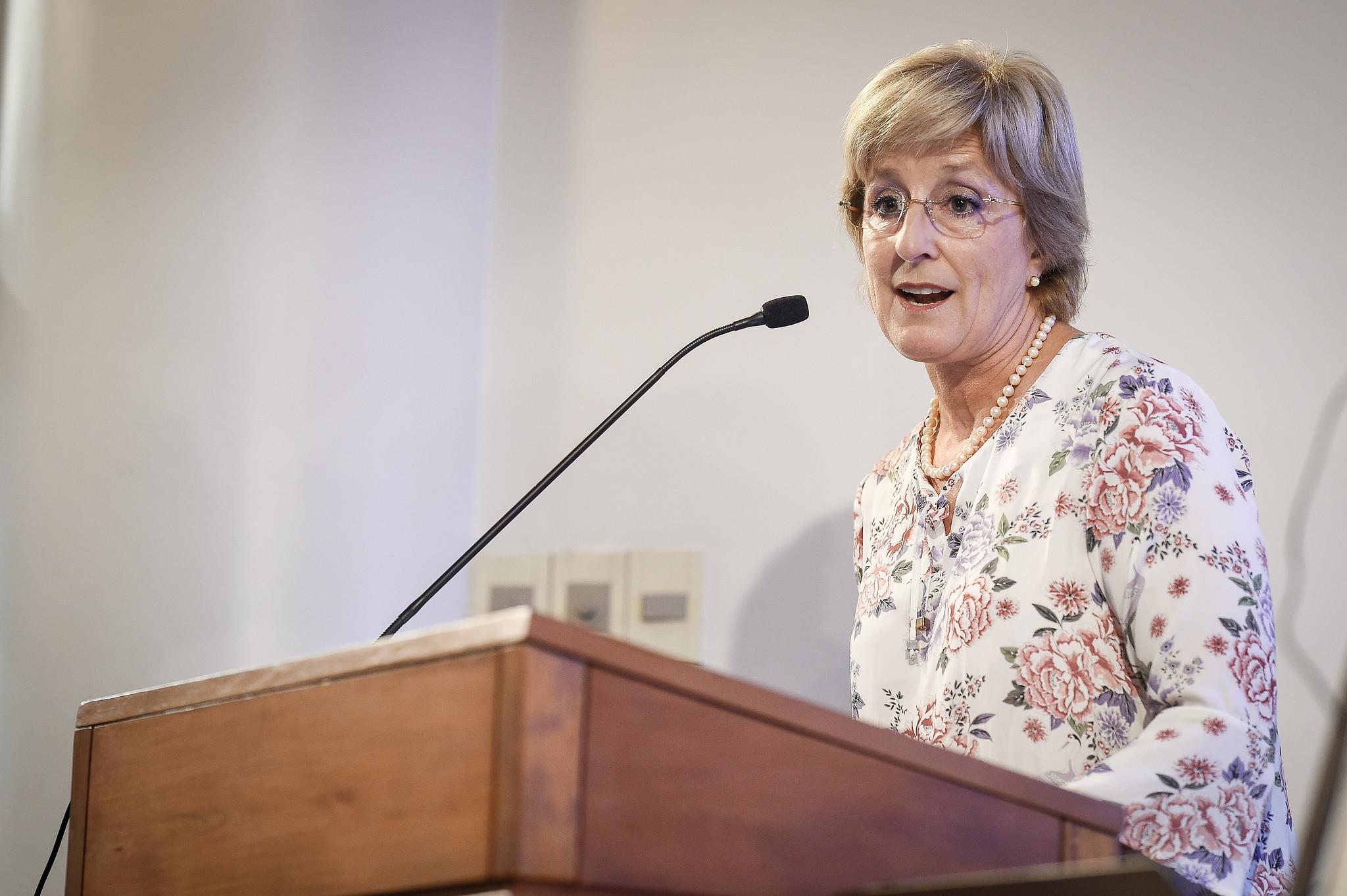 Defensa de tesis doctoral de Margarita Romero - Marzo 2018