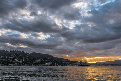 Sausalito from the Bay