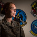 Col. Jori Robinson commands the 175th Cyberspace Operations Group of the Maryland Air National Guard, at Warfield Air National Guard Base, Middle River, Md., Dec. 2, 2017. Robinson believes the experience her Airmen gain from defensive cyber-security efforts in the civilian world greatly benefit, both defensive and offensive, Air Force cyber missions. (U.S. Air Force photo by J.M. Eddins Jr.)