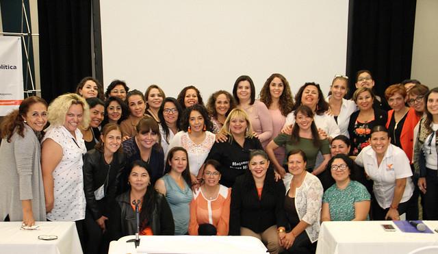 #MujeresEnCapacitación, el espacio de aprendizaje y compartir experiencias