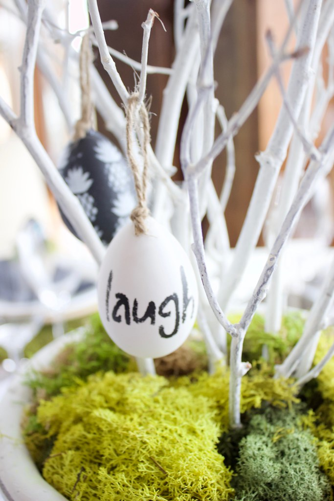 DIY Easter Eggs that are Versatile like our work