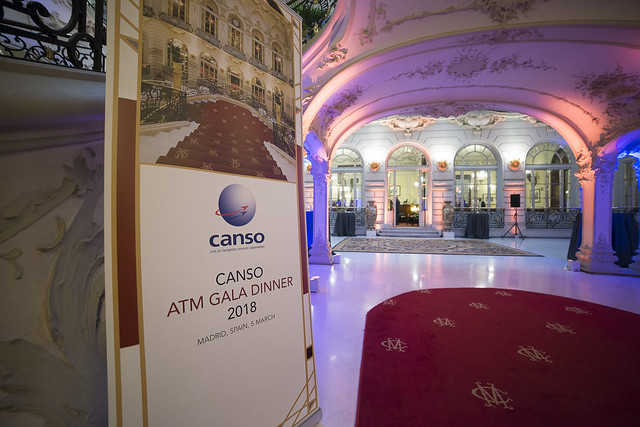 CANSO ATM Gala Dinner 2018