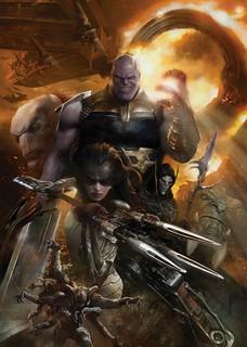 看《復仇者聯盟:無限之戰》前你一定要認識他們!薩諾斯軍隊的最強先鋒 - 黑暗教團 Black Order