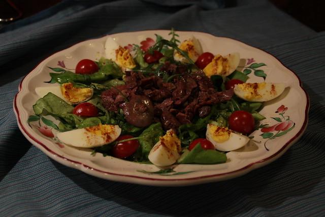 Salade Périgourdine...