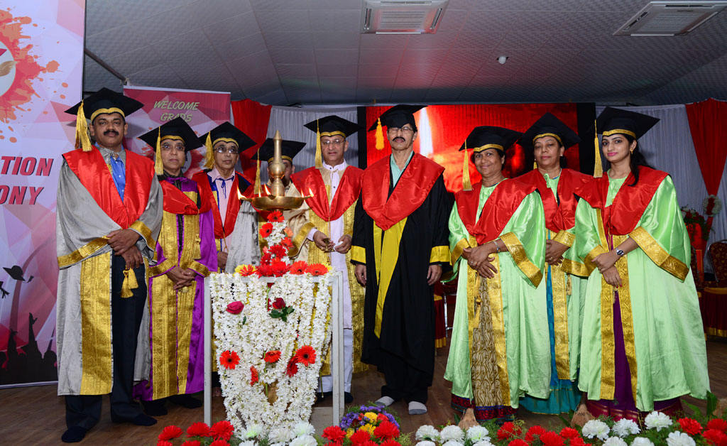 Graduation Ceremony and Annual Day 2018