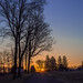 rockland cemetery sunrise 2018_03_19