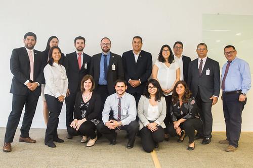 Reunião do Grupo de Trabalho em Medição da Rede GEALC