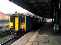 Arriva Trains Wales 150236 - Pontypridd