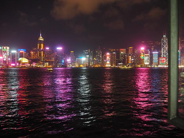 P2086004 香港スターフェリー( Star Ferry Pier/天星碼頭):チムサーチョイ(尖沙咀) 乗り方 ひめごと 香港 hongkong