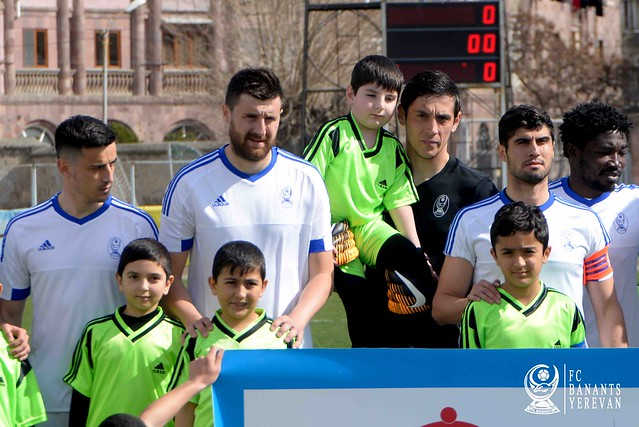 FC Alashkert vs FC Banants 2-2