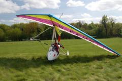 G-FFUN Solar Wings Pegasus [6655] Popham 020509