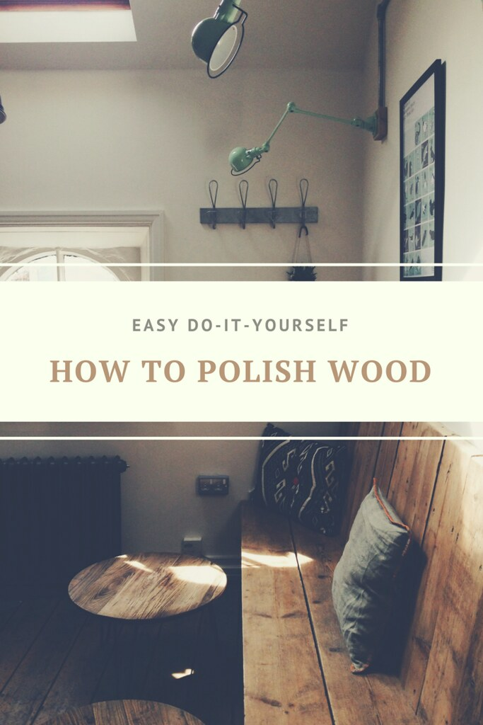 How To  Restore and Polish Wood Furniture