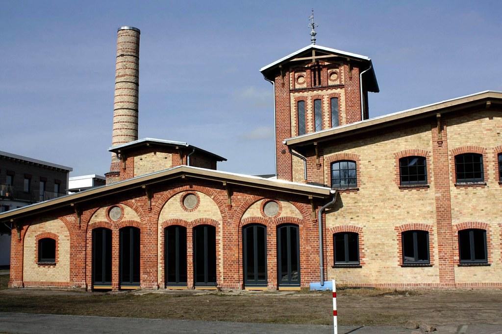 Schlachthof Neubrandenburg