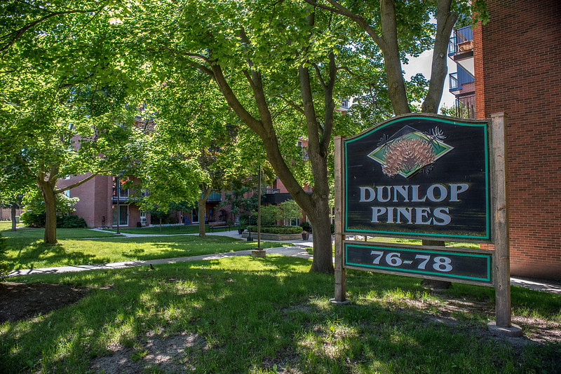 Housing Location: Dunlop Pines I & II