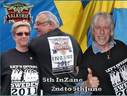 INZANE Svezia 2011