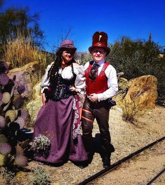 Wild Wild West Con, Old Tucson