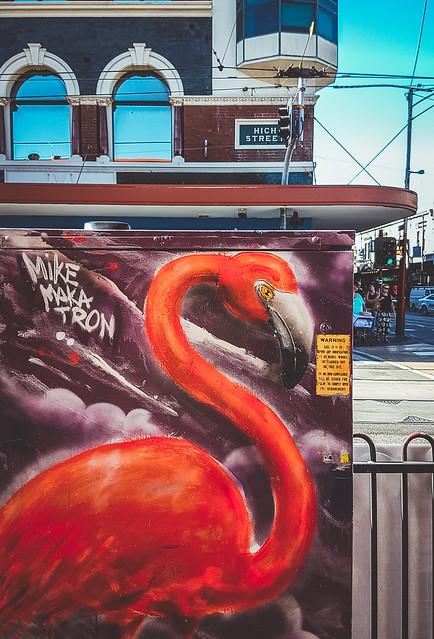 Melbourhe Street Art