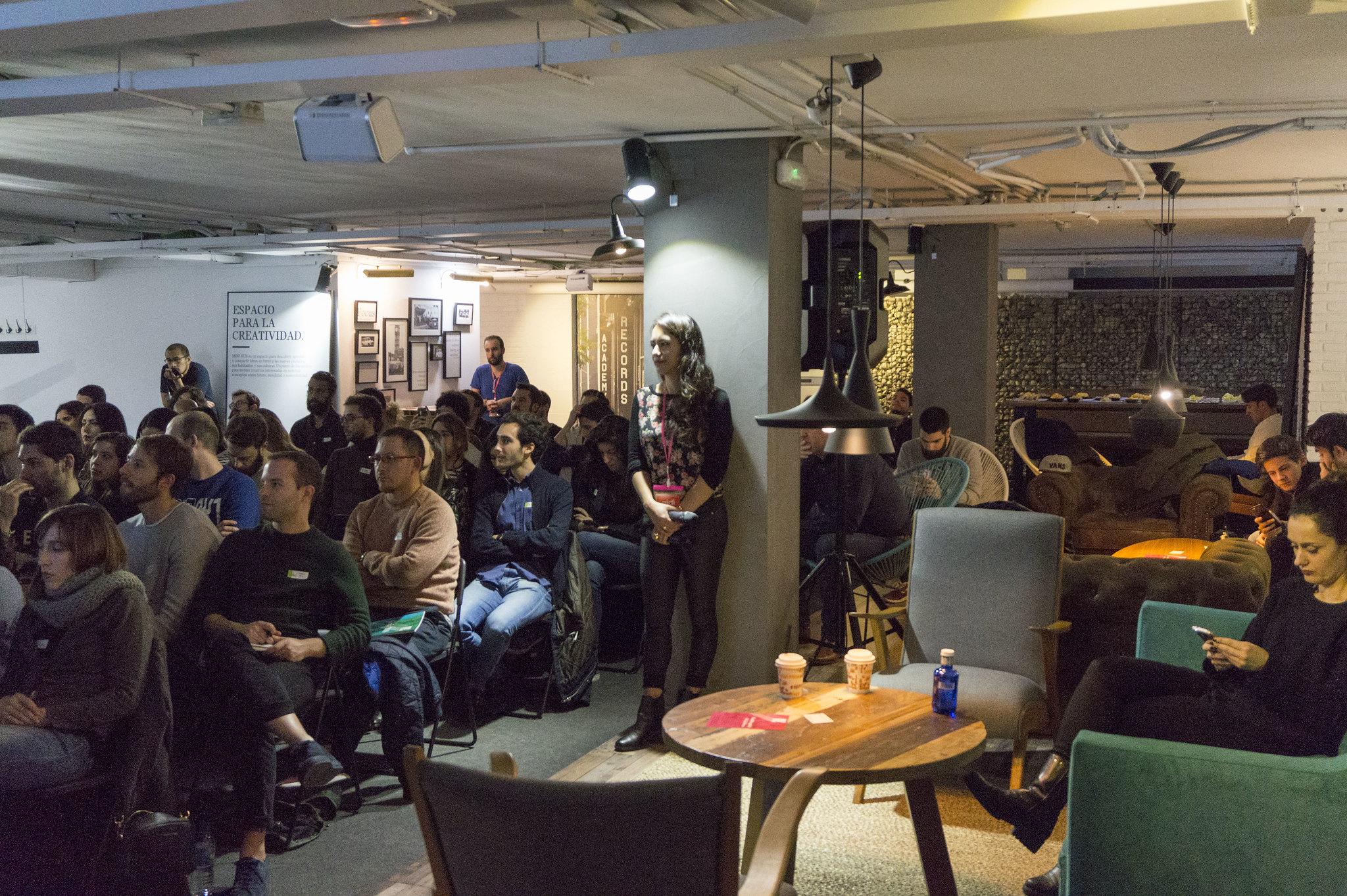 Diseñatón AIDI: Jornada I (17/02/2018)